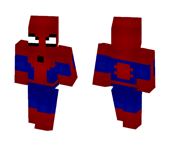 Ultimate Spider-Man - Comics Minecraft Skins - image 1
