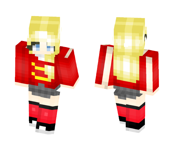 Heather Chandler (Heathers) - Female Minecraft Skins - image 1