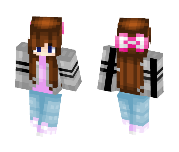 Early Summer - Female Minecraft Skins - image 1