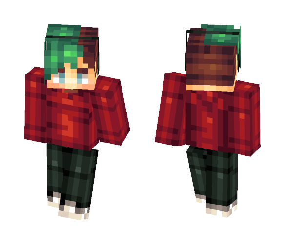 EnderPearl25 [Request] - Male Minecraft Skins - image 1