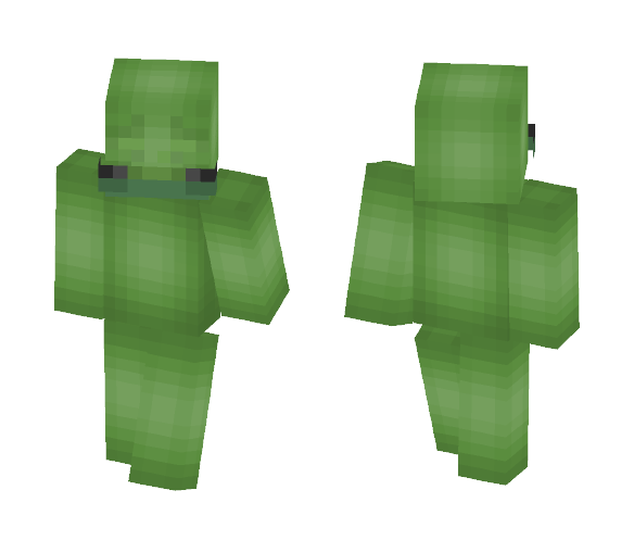 Star - Pepe's Cousin ._. - Male Minecraft Skins - image 1