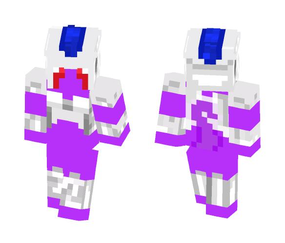 Cooler (DragonBallZ) - Male Minecraft Skins - image 1