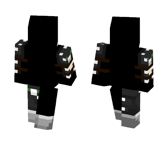 Kitten Armor - Interchangeable Minecraft Skins - image 1