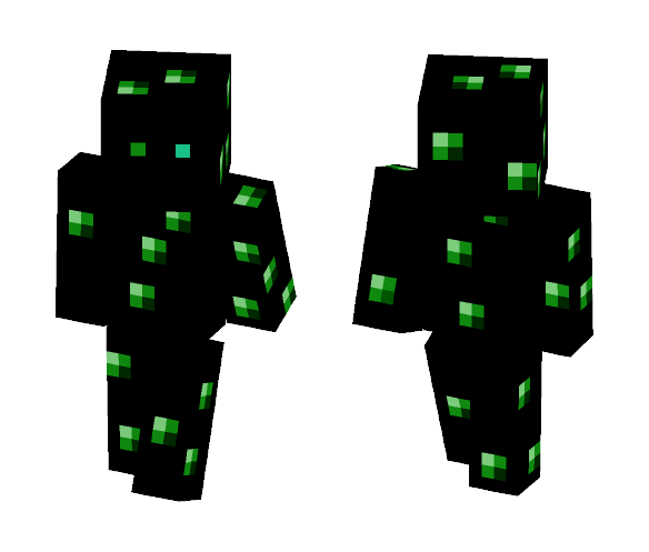 EmeraldSpace - Other Minecraft Skins - image 1