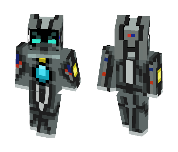 The goodbot - Male Minecraft Skins - image 1