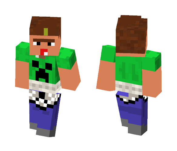 Funny looking folk - Male Minecraft Skins - image 1