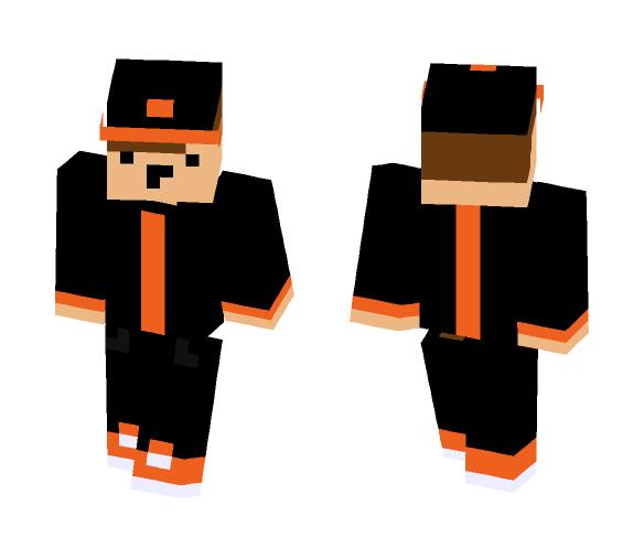 A pretty looking boy -WebWob- - Boy Minecraft Skins - image 1