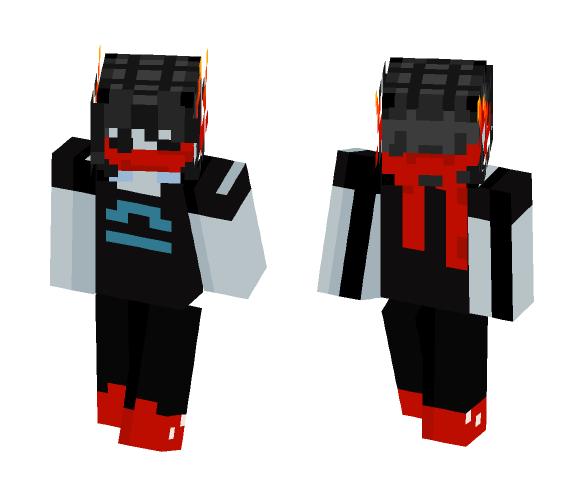 terezi - homestuck - Female Minecraft Skins - image 1