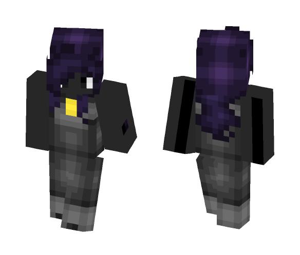 Yellow Dιαмoɴd Oвѕιdιαɴ - Female Minecraft Skins - image 1