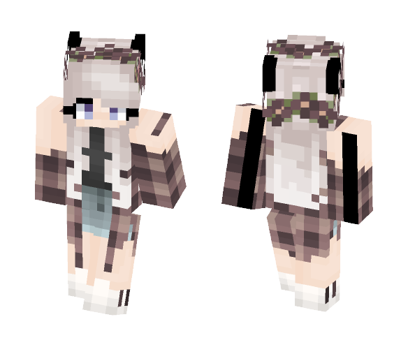The CatFish Skin - Other Minecraft Skins - image 1