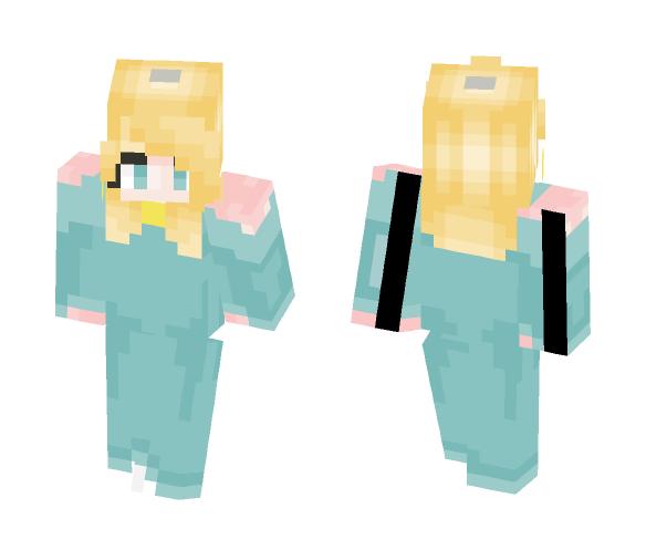 To My Fav. Mario Character/Rosalina - Female Minecraft Skins - image 1