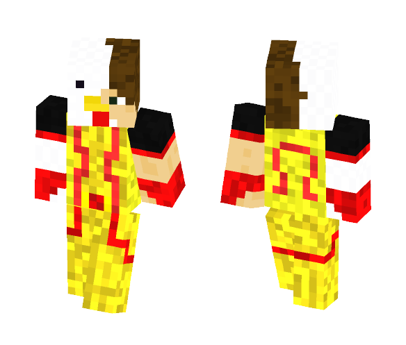 prince of the chickens - Other Minecraft Skins - image 1