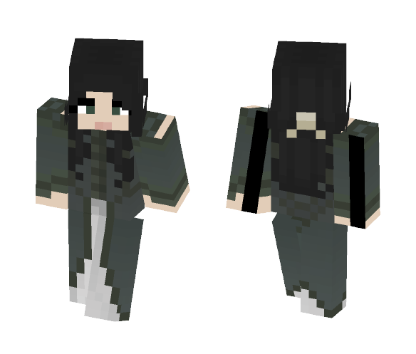 Dania Merriweather {LOTC} - Female Minecraft Skins - image 1