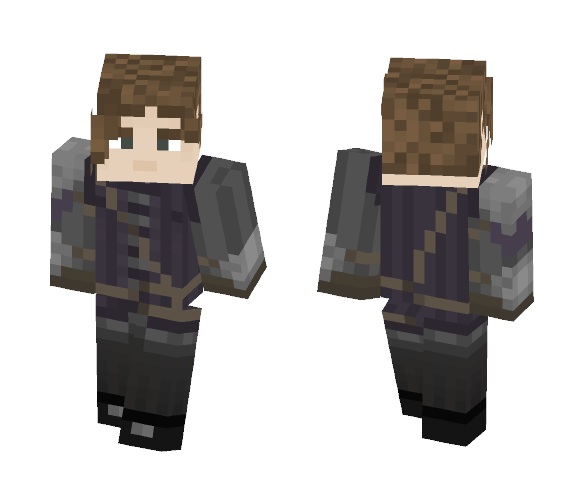 Orion Wolfe {LOTC} - Male Minecraft Skins - image 1