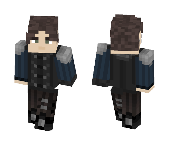Gideon - Uniform {LOTC} - Male Minecraft Skins - image 1