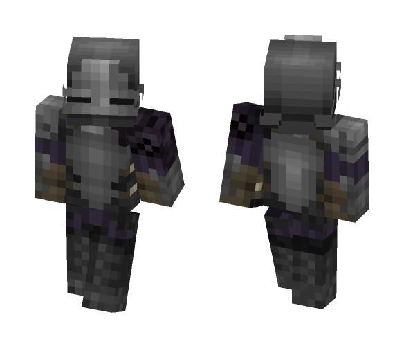 Oren Guard - Closed Helm {LOTC} - Male Minecraft Skins - image 1