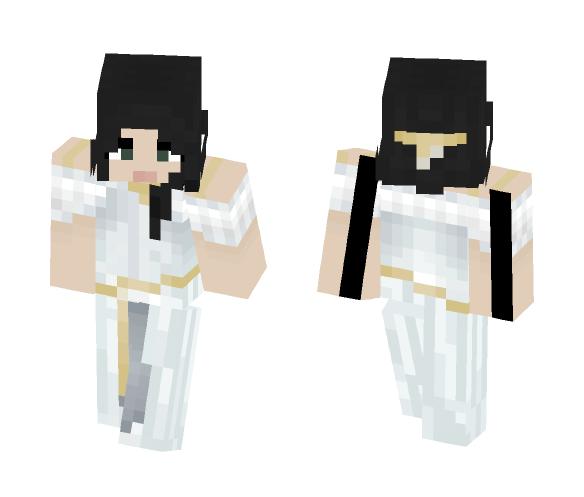 Dania's Wedding Dress {LOTC} - Female Minecraft Skins - image 1