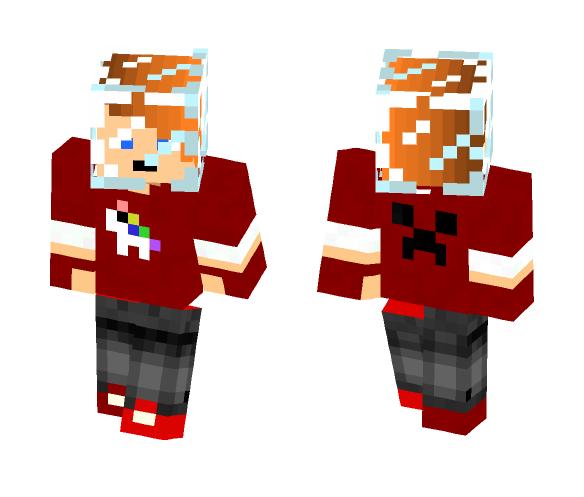 "Farkas ""NonsterX"" Kevin - Female Minecraft Skins - image 1"