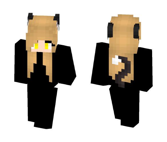 Sammie's Hair Base - Female Minecraft Skins - image 1