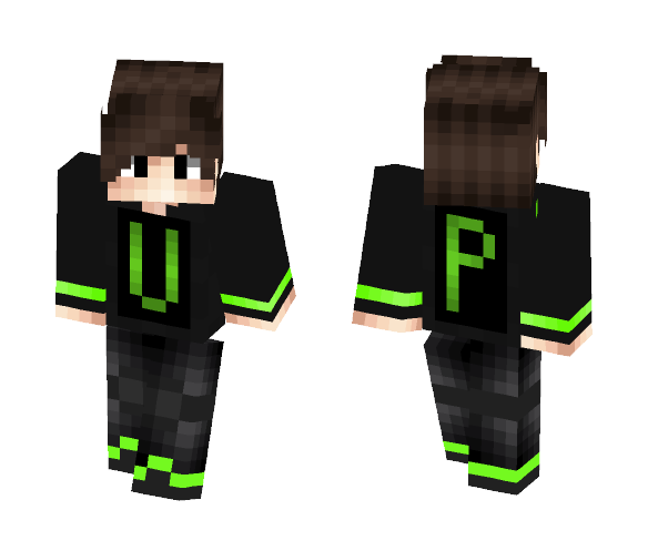 VP Edition Hardcore from A-1 Gaming - Comics Minecraft Skins - image 1