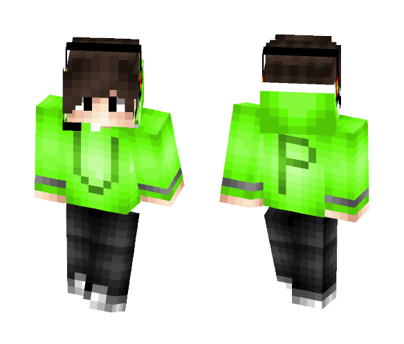 VP Edition from A-1 Gaming - Male Minecraft Skins - image 1