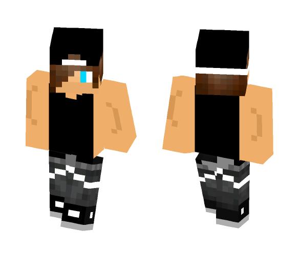 aswert6q - Male Minecraft Skins - image 1