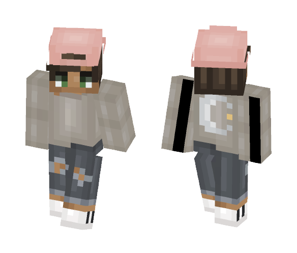 Edit for PineappleCheese - Male Minecraft Skins - image 1