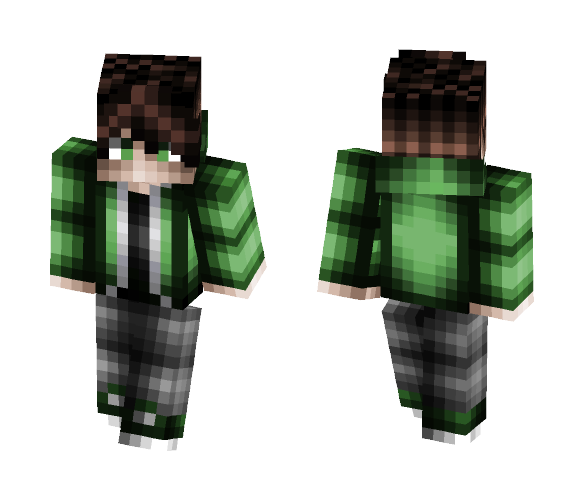 Cree - My ReShade - Male Minecraft Skins - image 1
