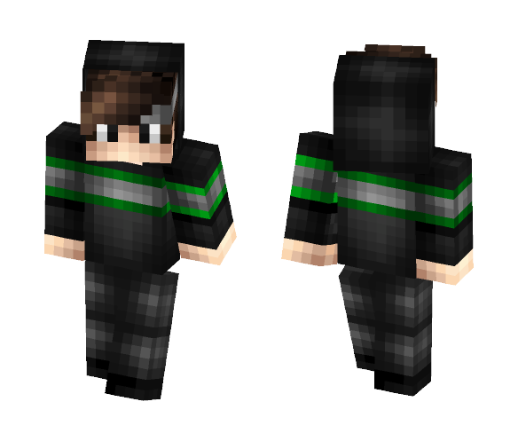 Inneld - My ReShade - Male Minecraft Skins - image 1