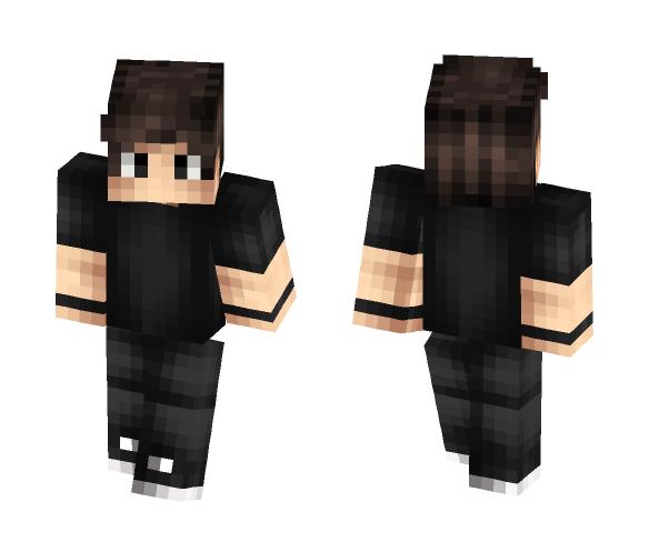 Gullo - My ReShade - Male Minecraft Skins - image 1