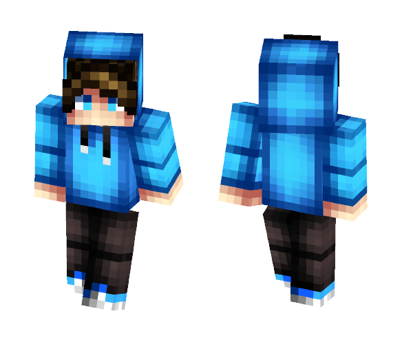 Pamianth - My ReShade - Male Minecraft Skins - image 1