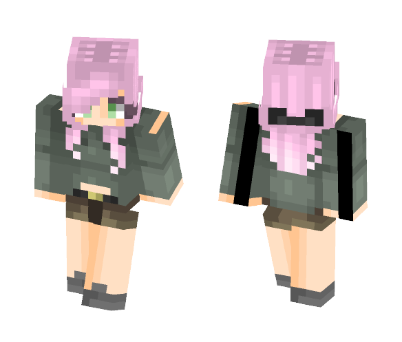 Pink Difference - Female Minecraft Skins - image 1