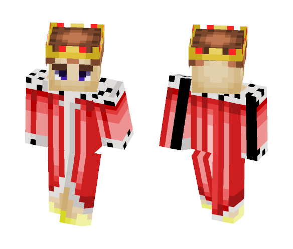 ♡ Medieval King ♡ - Male Minecraft Skins - image 1