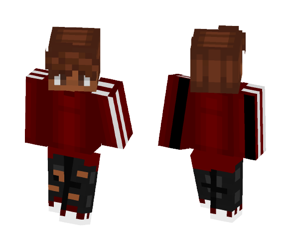 Request for DemonicComboz - Male Minecraft Skins - image 1