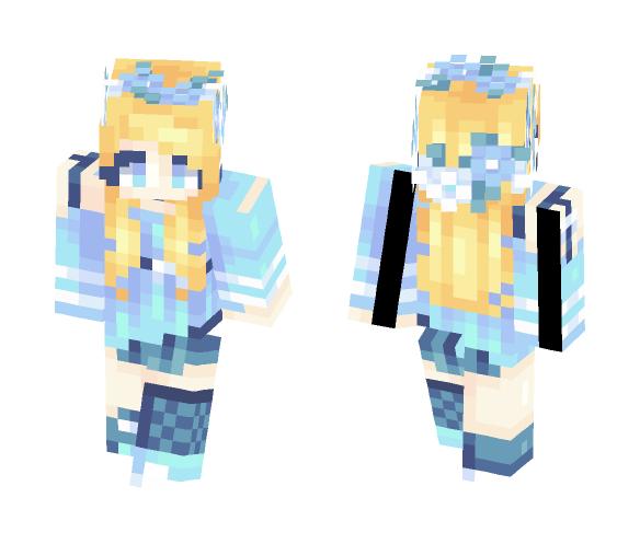 Wonderland - Female Minecraft Skins - image 1