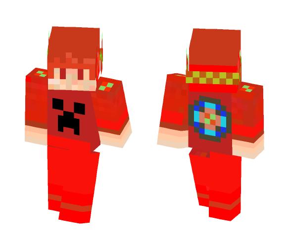 DinosaurNinjaBoy - Male Minecraft Skins - image 1