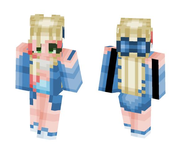 ♡ FireFlower500 ♡ - Female Minecraft Skins - image 1