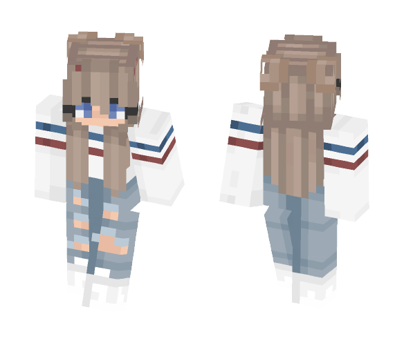 Random Skin - Female Minecraft Skins - image 1