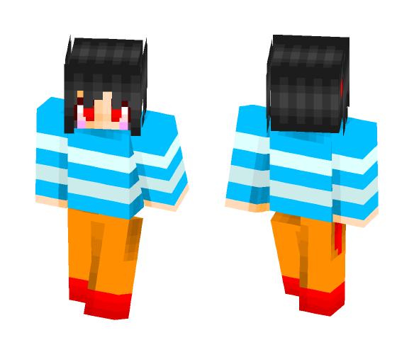 Toonswap: kai-lan - Female Minecraft Skins - image 1