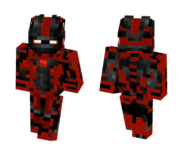 Red Masteryodasteve - Male Minecraft Skins - image 1