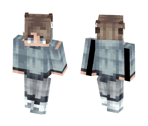 I could bearly finish this in time - Male Minecraft Skins - image 1