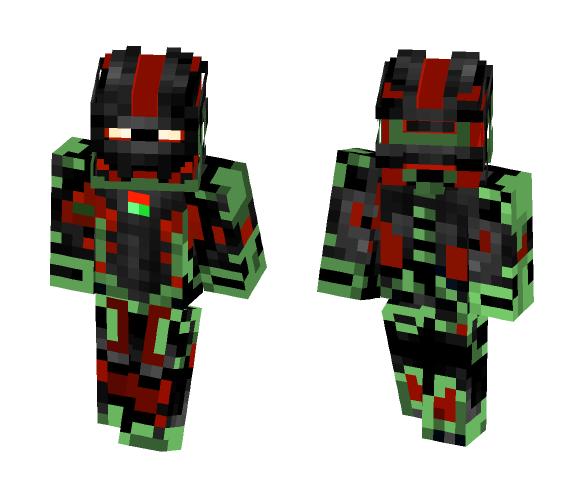 Evil MasteryodaSteve - Male Minecraft Skins - image 1