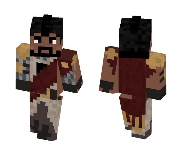 Hassan mc.ephalion.de - Male Minecraft Skins - image 1