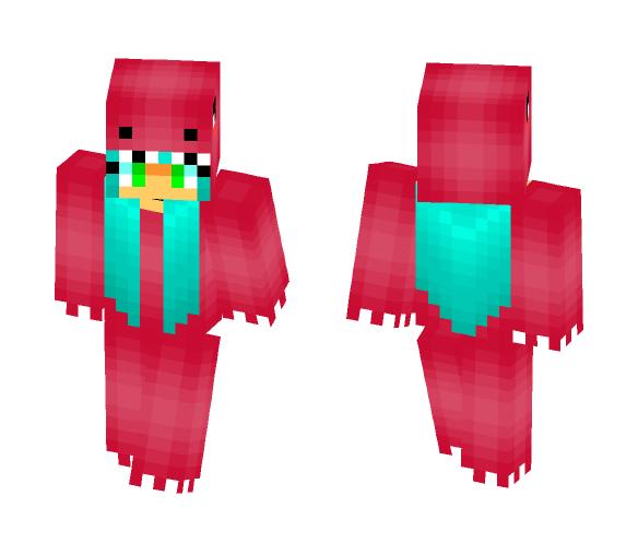 Dinosaur onesie 2 - Female Minecraft Skins - image 1