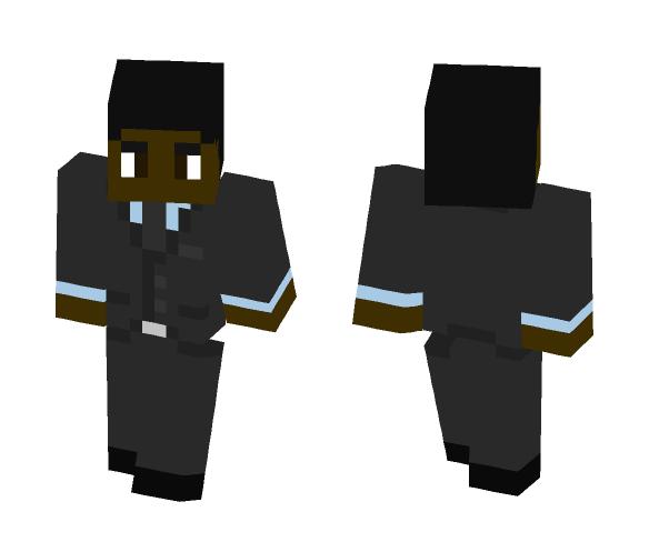 John Diggle (Arrow) - Male Minecraft Skins - image 1