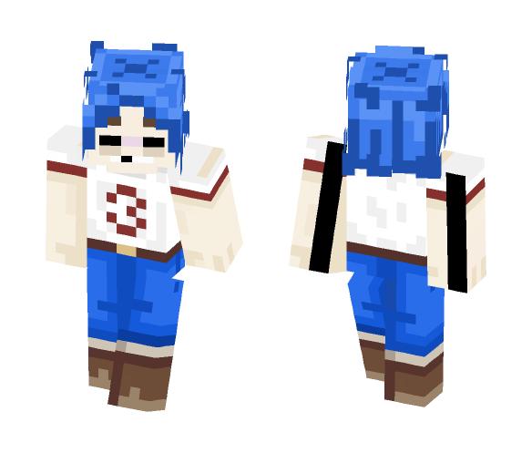 Stuart Pot (2D) - Male Minecraft Skins - image 1