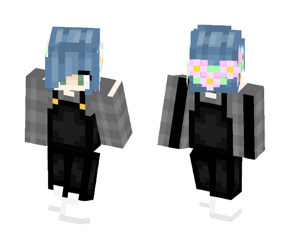 _+SUNSHINE+_ recommended by sis^^ - Female Minecraft Skins - image 1