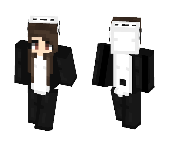 €łłα | Panda Oneise c: - Female Minecraft Skins - image 1