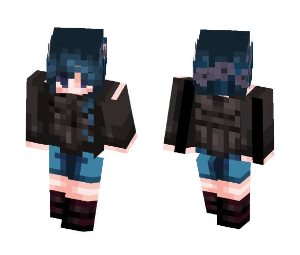Wahh? ~ ONana - Female Minecraft Skins - image 1
