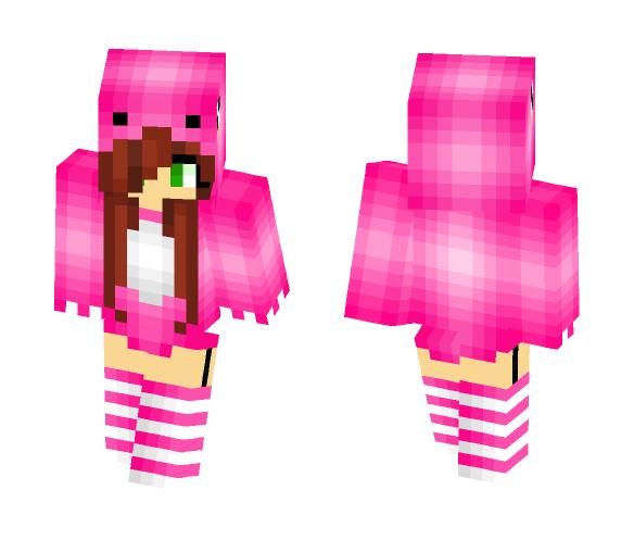 Dinosaur onesie - Female Minecraft Skins - image 1